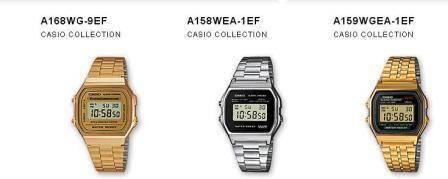 Relojes Casio Retro – Vintage – Información antes de comprar