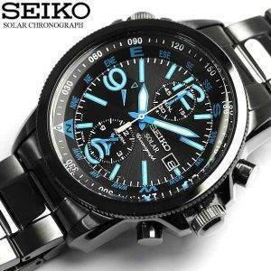 Seiko Solar SSC079P1