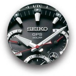 Reloj Seiko Astron GPS Solar Dual Time