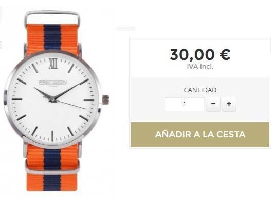 Relojes de Moda Unisex
