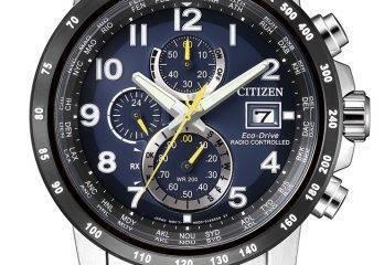 Reloj Citizen modelo AT8124-91L  RadioControlado