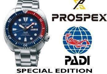 Reloj Seiko Padi Pepsi Tortuga modelo SRPA21 – Prospex Padi
