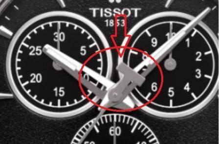 Reloj Tissot V8
