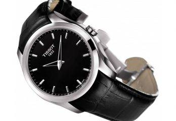 Reloj Tissot Couturier Secret Date modelo T035.446.16.051.00