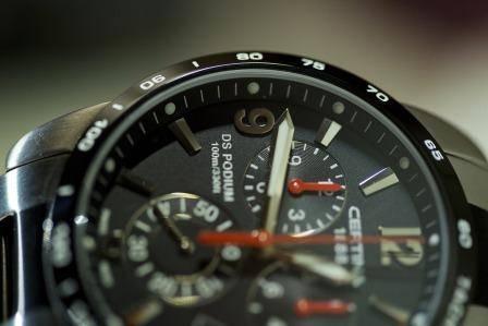 Cronómetro - Cronógrafo