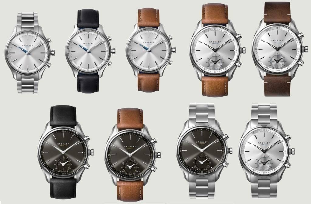 Reloj Kronaby