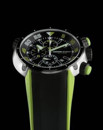 Reloj Momo Design modelo MD2005SB Diver Pro Chrono. Reloj de Buceo 1