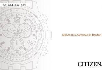 Nueva Colección de Relojes Citizen OF 2017 – Información detallada