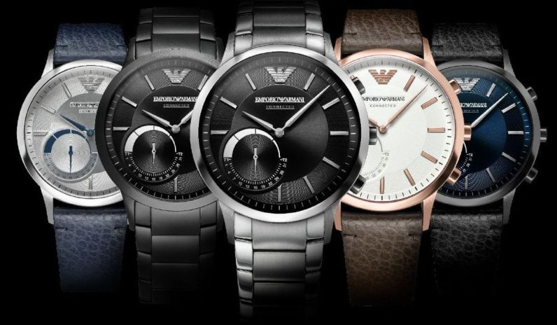 Smartwatches de Armani