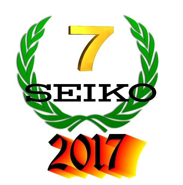 Relojes Seiko más vendidos para hombre en 2017