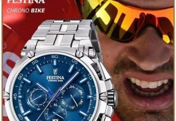 Nueva Colección de Relojes Festina Chrono Bike 2017