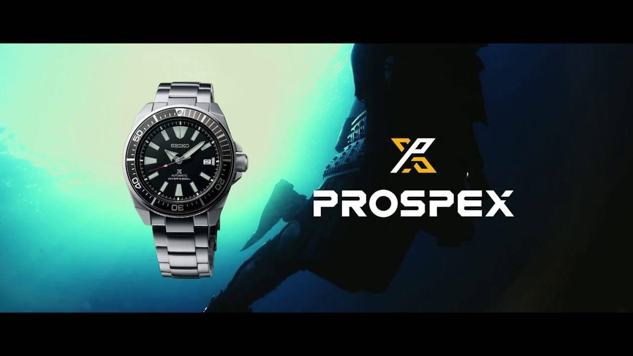 Reloj Seiko Prospex Samurai SRPB51K1-EST con Katana de regalo 2