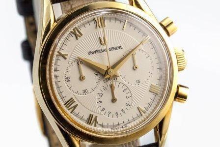 Servicio Técnico Oficial Relojes Universal Geneve 2