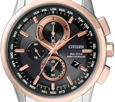 Reloj Citizen Radiocontrolado modelo AT8116-65E