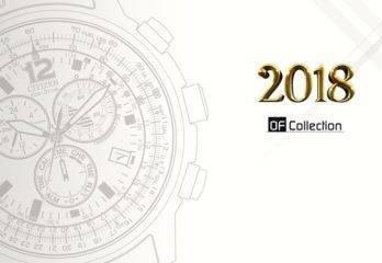 Reloj Citizen OF 2018