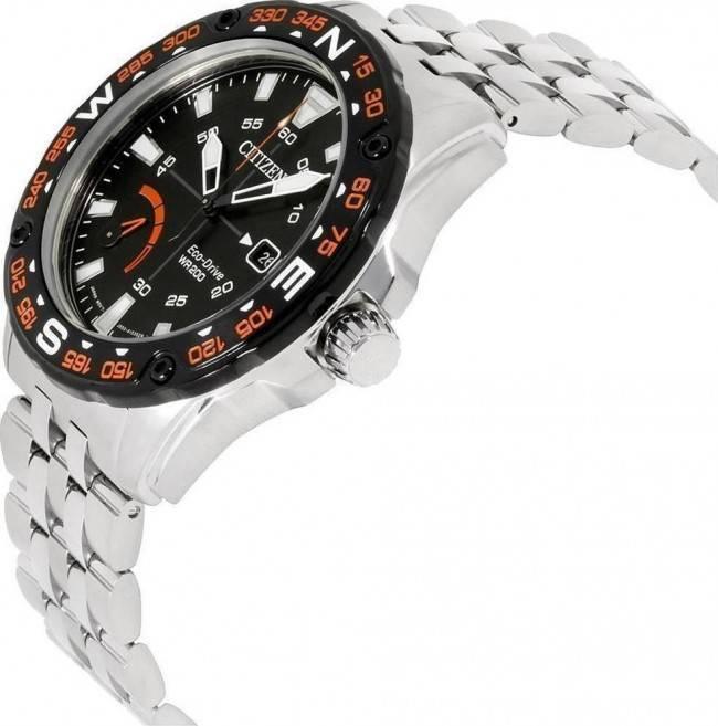 Reloj Citizen para hombre modelo AW7048-51E-3