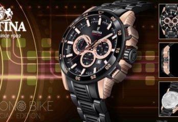 Reloj Festina Chrono Bike 2018 Edición Especial modelo F20354-1