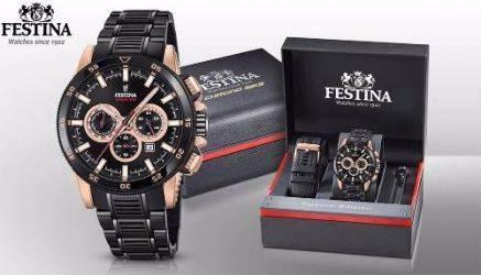 Reloj Festina Chrono Bike 2018 Edición Especial modelo F20354-1 reloj2