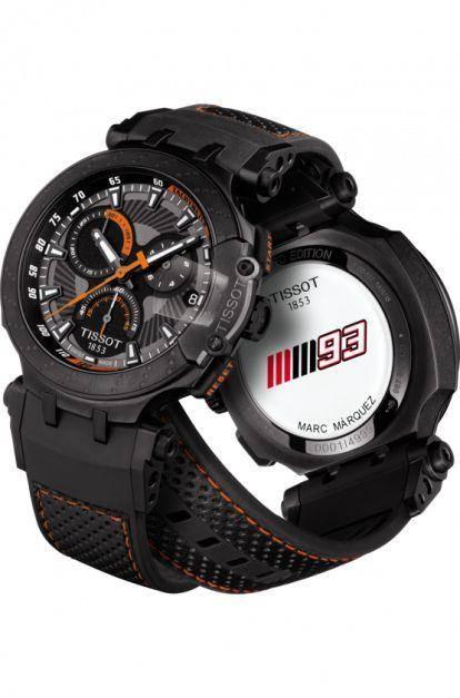 Reloj Marc Marquez Tissot 2018 MotoGP modelo T1154173706105 8