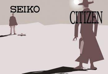 Seiko Vs Citizen Diver
