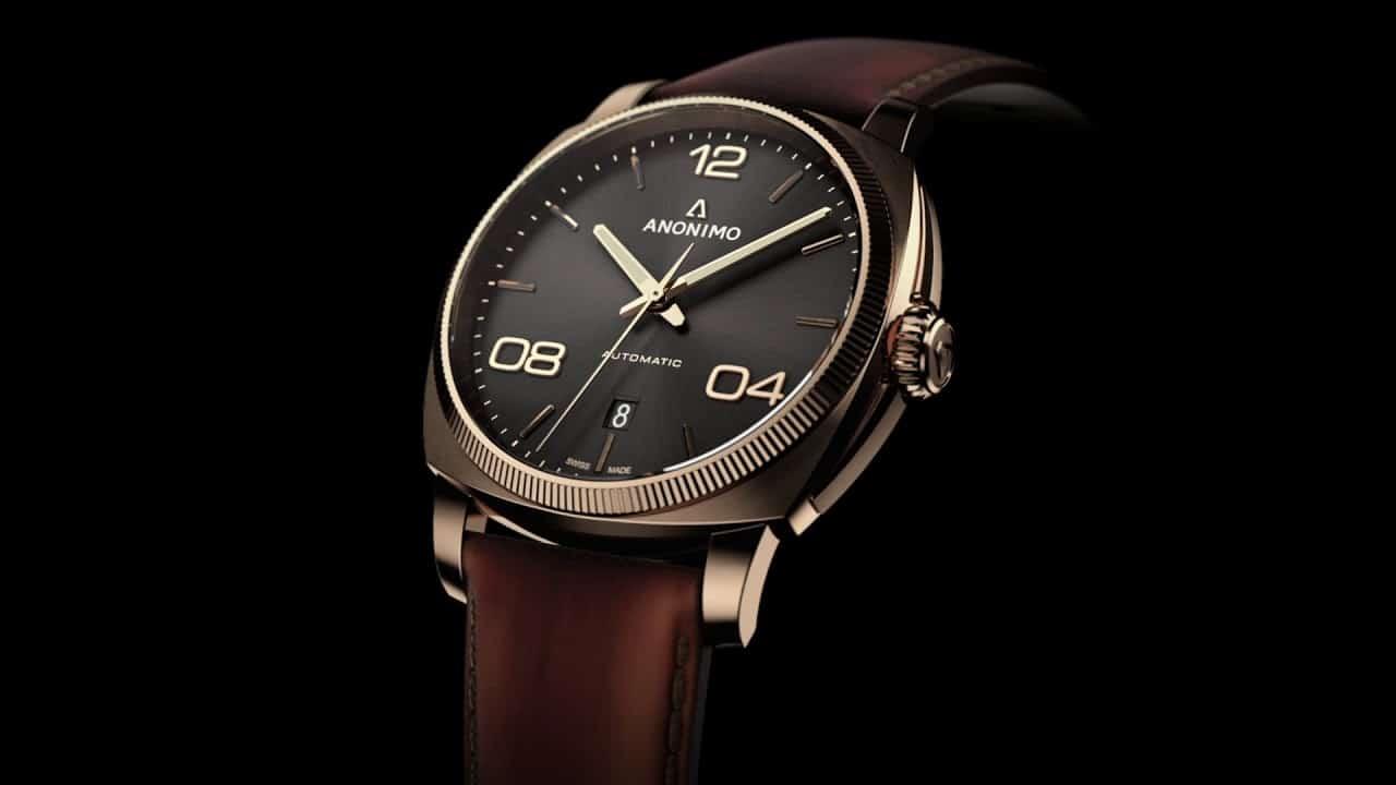 reparar reloj anonimo