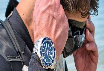 Citizen Divers EcoDrive