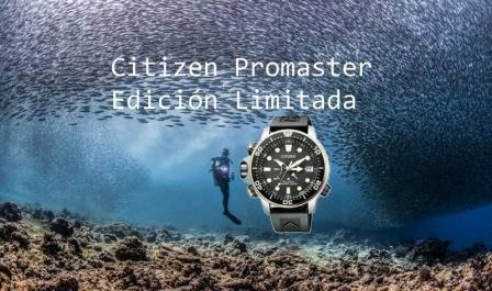 Citizen Promaster BN2037-11E Limited Edition