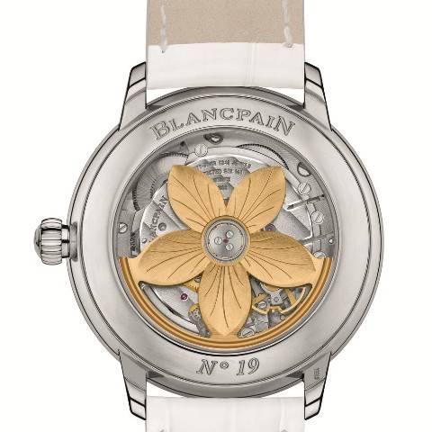 historia blancpain watches