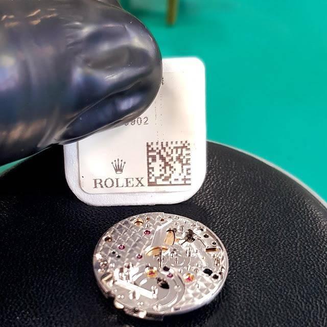 reparación rolex reloj de lujo