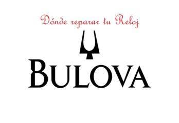 Servicio Técnico Oficial Relojes Bulova