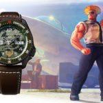 Seiko SRPF21K1 Guile de Street Fighter