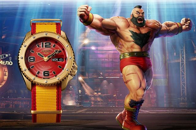 Reloj-Street-Fighter-V-Seiko-5