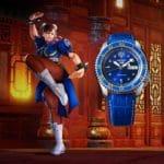 Reloj Seiko SRPF17K1 Chun-Li Street Fighter